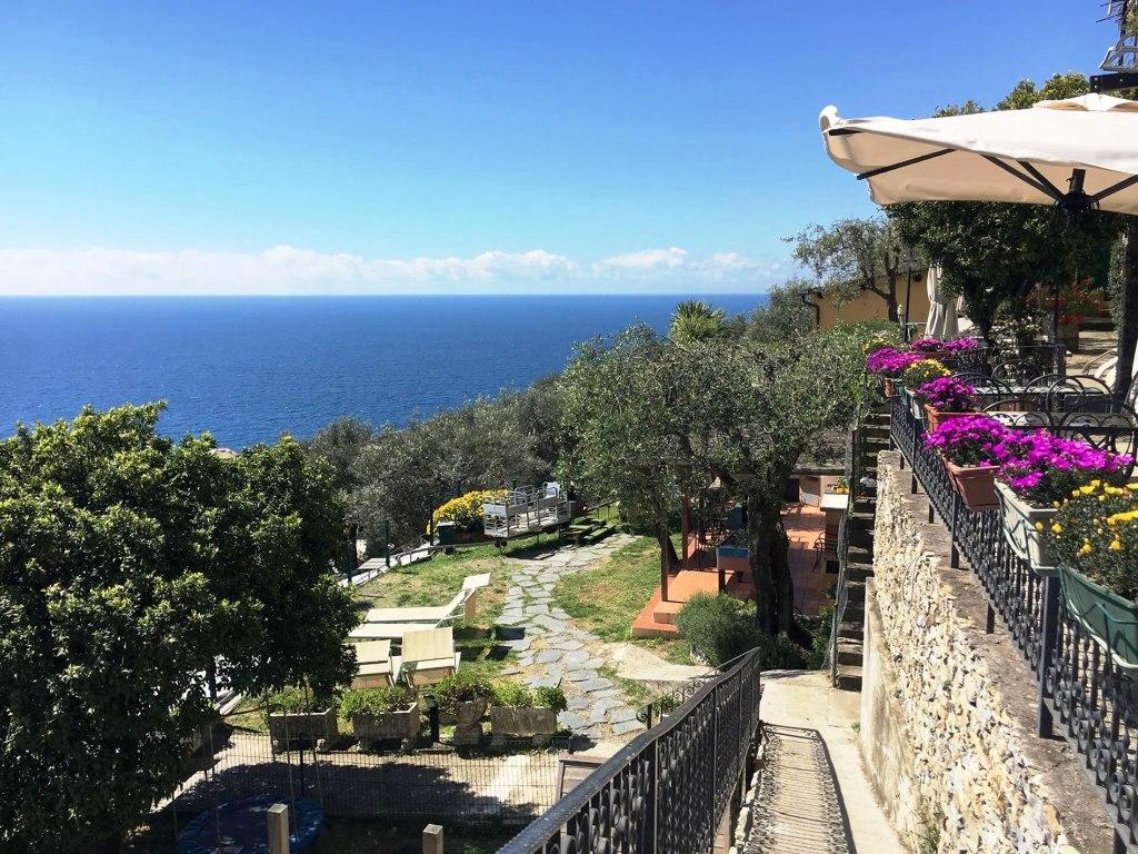 Agriturismo Liguria Genova Bogliasco