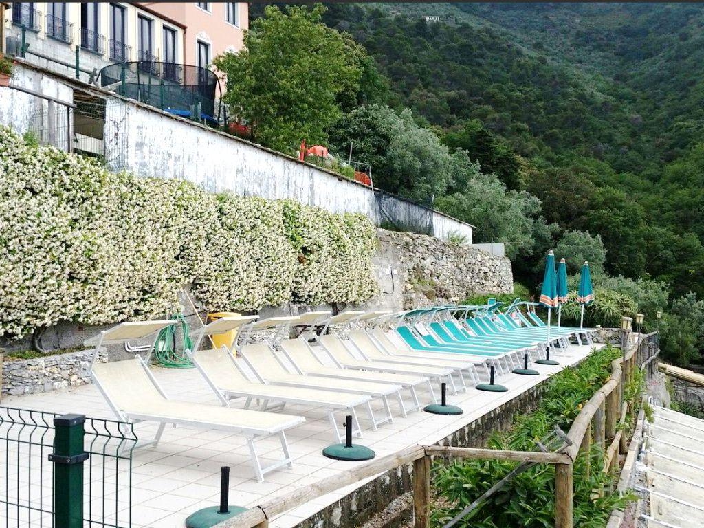 Agriturismo Liguria Piscina