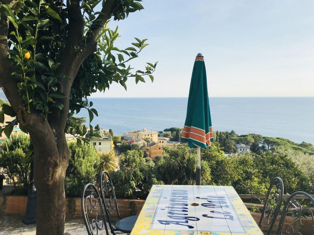 Affitto Appartamento Liguria Agriturimo Le Pale
