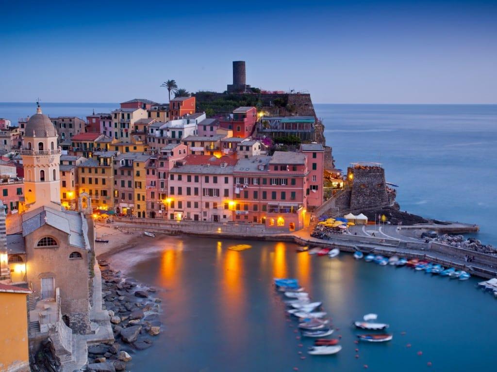Agriturismo Genova Le Cinque Terre